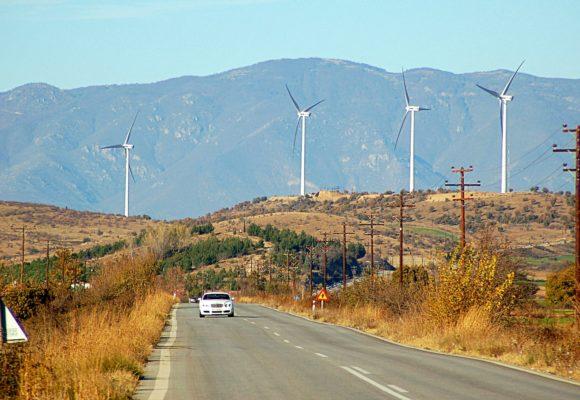 Windpark, Kilkis